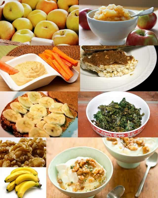 healthy snack ideas