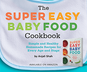 Super Easy Baby Food
